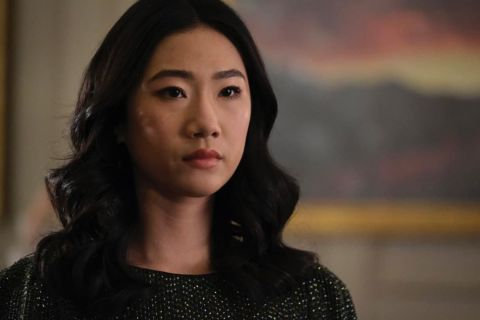 """KUNG FU Season 1 Episode 6 — """"Rage"""" — Image Number: KF106a_0062r.jpg — Pictured: Olivia Liang as Nicky — Photo: Bettina Strauss/The CW — © 2021 The CW Network, LLC. All Rights Reserved"""