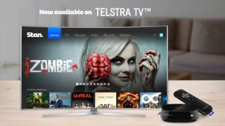 Stan on Telstra TV