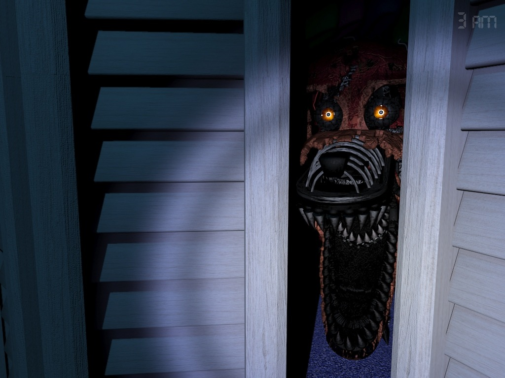 Five Nights at Freddy's 4 review   PC Gamer