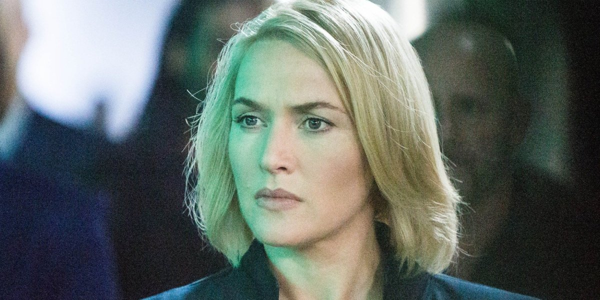 Kate Winslet in Divergent