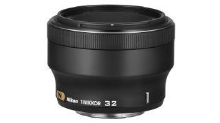 Nikon 1 Nikkor 32mm f 1 2