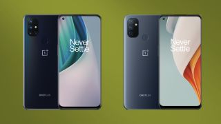 oneplus nord n105g and oneplus nord n100