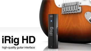 iRig HD: coming soon.