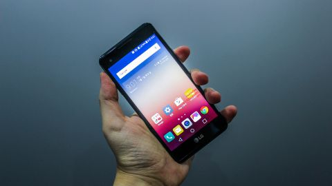 detailed look 34000 fb6bc Hands on: LG X Style review | TechRadar