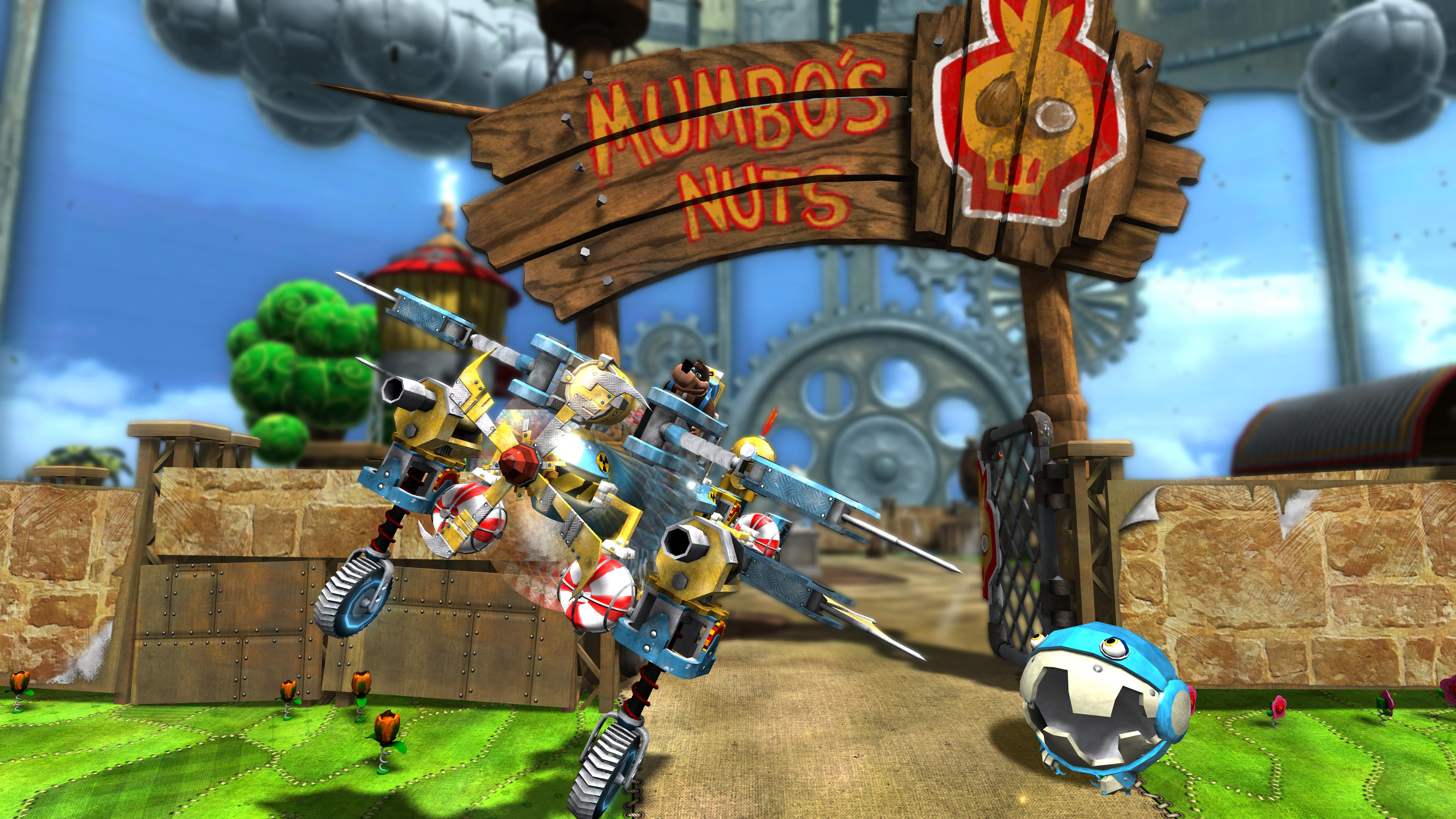 Banjo-Kazooie: Nuts & Bolts - hands-on: Page 2 | GamesRadar+
