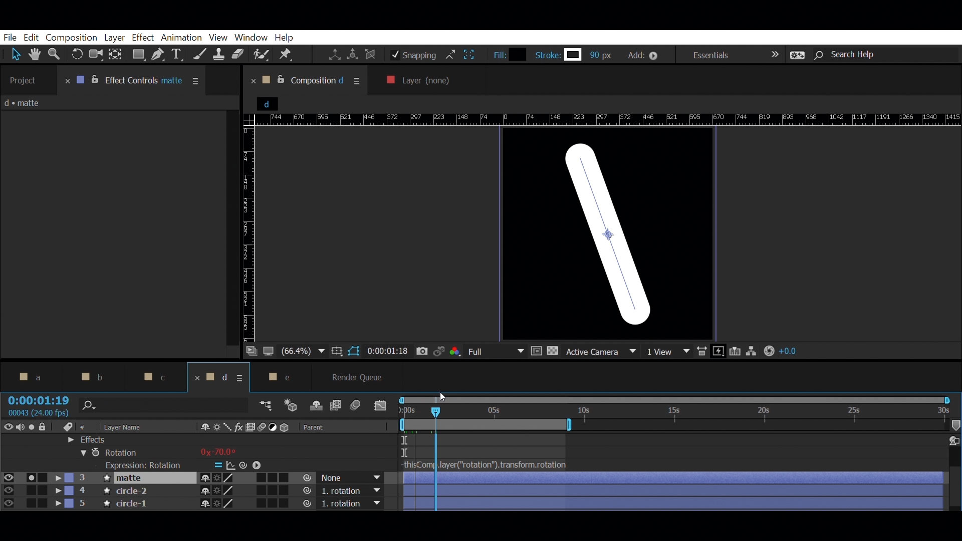 Create a seamless repeat animation in After Effects | Creative Bloq