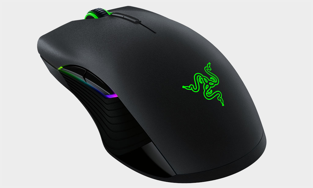You're likely to fall asleep before Razer's upgraded Lancehead runs out of battery life | PC Gamer