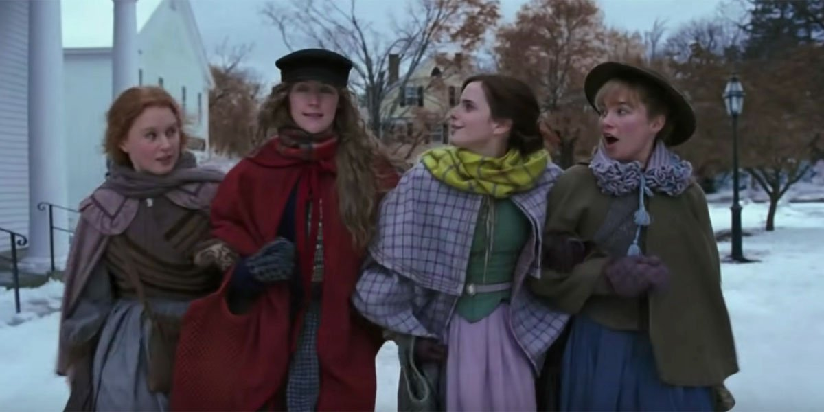 Little Women 2019 12 Big Differences Between The Book And The Movie Cinemablend