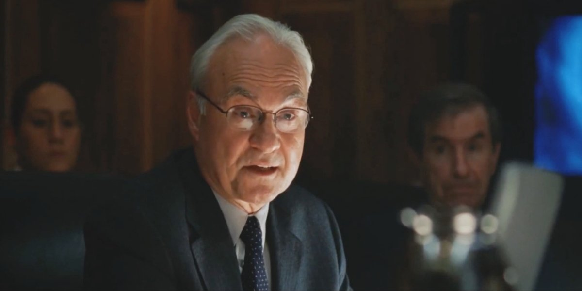 Kenneth Welsh in The Day After Tomorrow