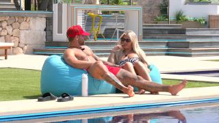 Love Island 2021 - Jake and Liberty have a heart-to-heart about the state of their relationship