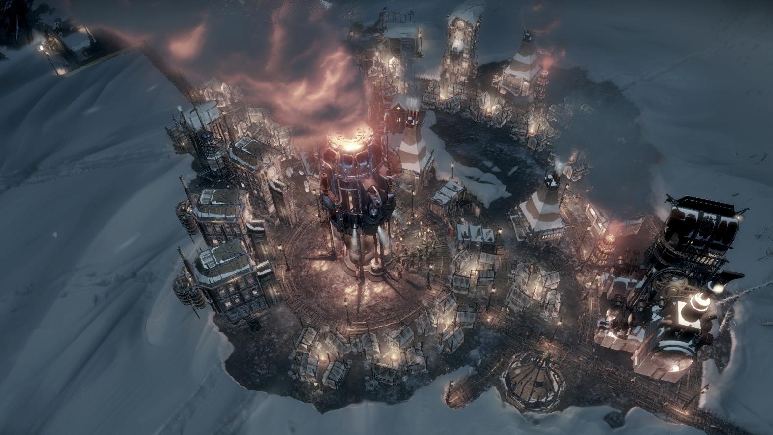 Best PC games: Frostpunk