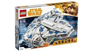 Lego millennium falcon cheap prime day