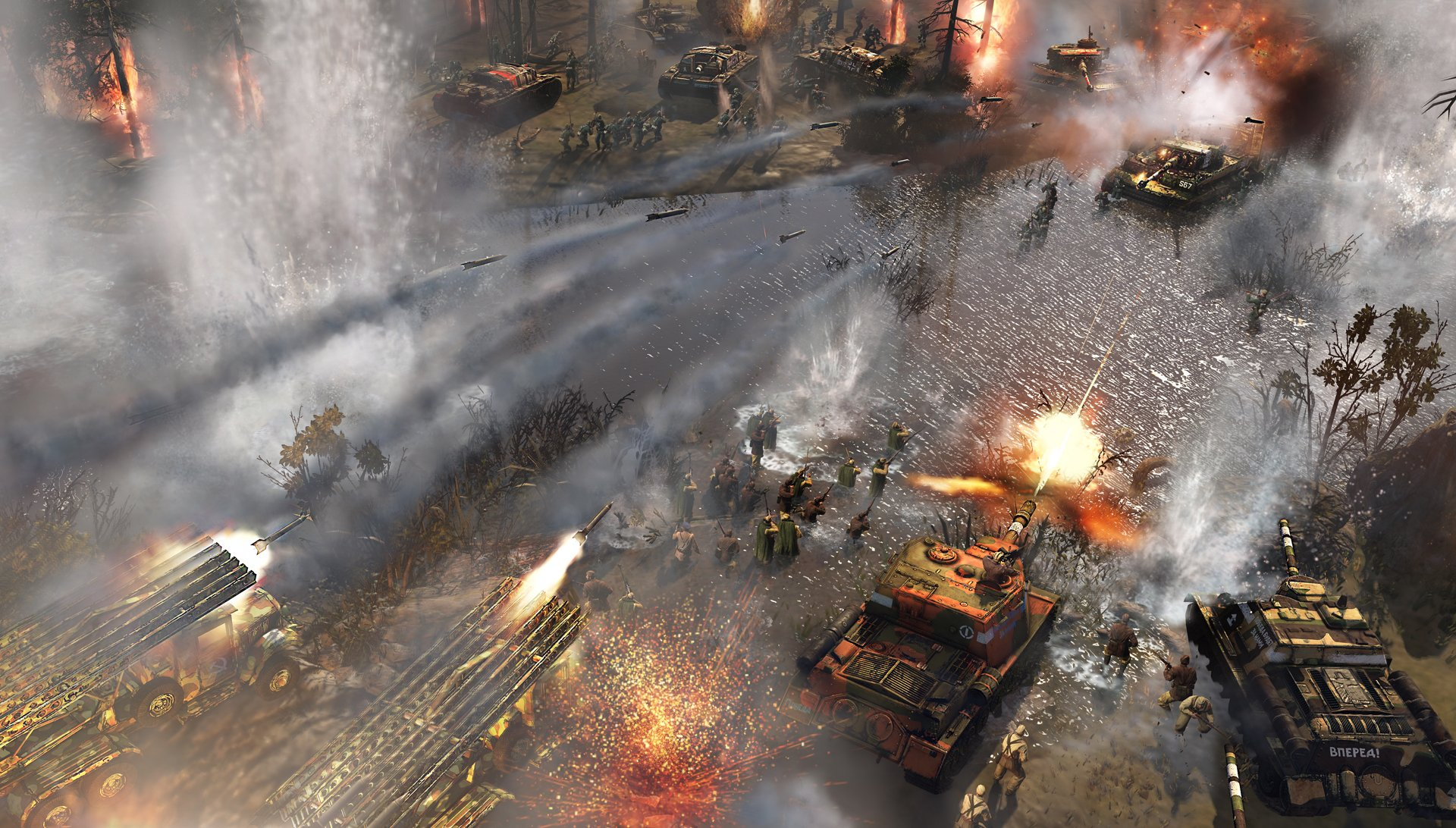 Company Of Heroes 2 Review Pc Gamer