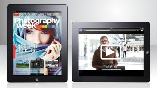 New iPad magazine Photography Week launches