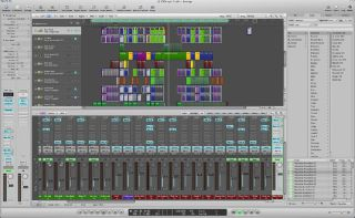 The arrange page in your DAW could soon be as busy as this one.