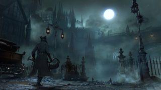 Screenshot of Bloodborne