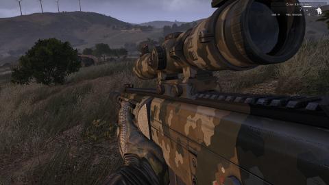 Arma 3: Marksmen DLC review | PC Gamer