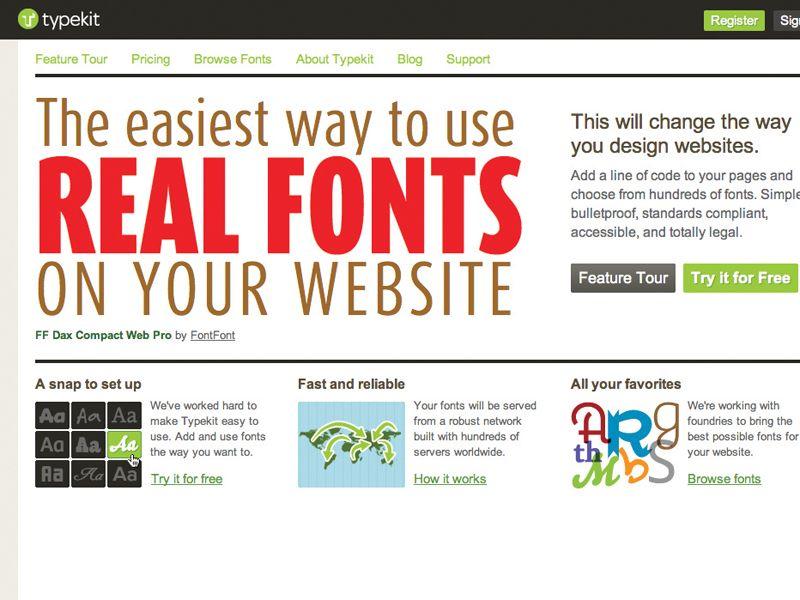The future of web fonts | TechRadar