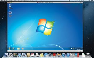 How to put a Mac in a Windows world