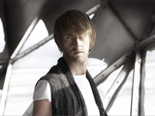 Techno legend Richie Hawtin plays Friday of Global Gathering.