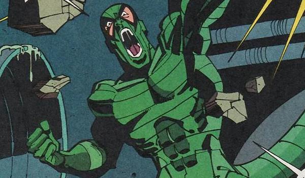 Scorpion Spider-Man Comics