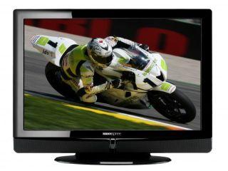 HANNSpree's new Full HD TVs - bike not included