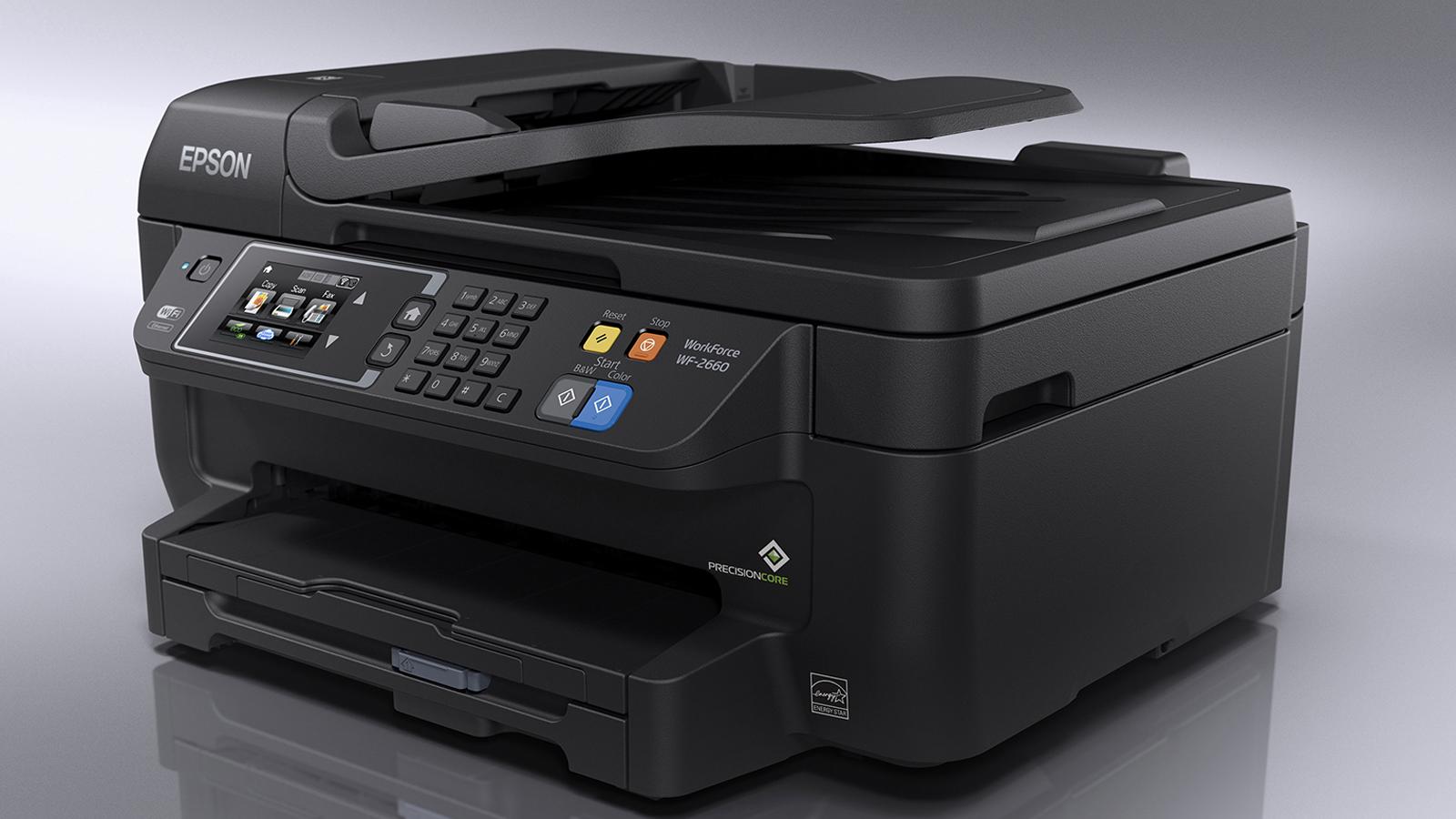 Epson WorkForce WF-2660 | TechRadar
