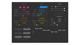 Hexonator shares the look and feel of previous Sinevibes plugins.
