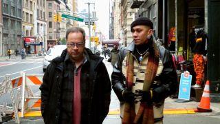 Joe Quesada and Taboo