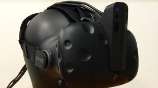 HTC Vive Intel camera prototype