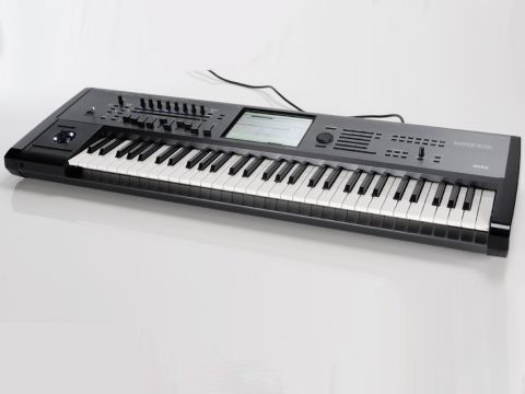 Korg Kronos Workstation review | MusicRadar