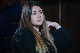Stacey is left angry about the plans in EastEnders