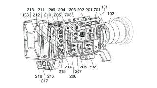 Canon patent document