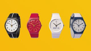 Swatch Bellamy watches