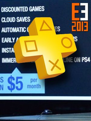 PS4 effectively forces you to get PS Plus... but that's a good thing