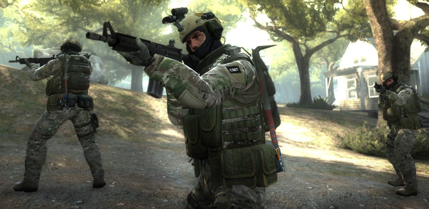 CS:GO player 'Flex' banned during ESEA league livestream