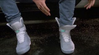 Marty McFly's power laces are actually arriving in 2015, Nike designer confirms