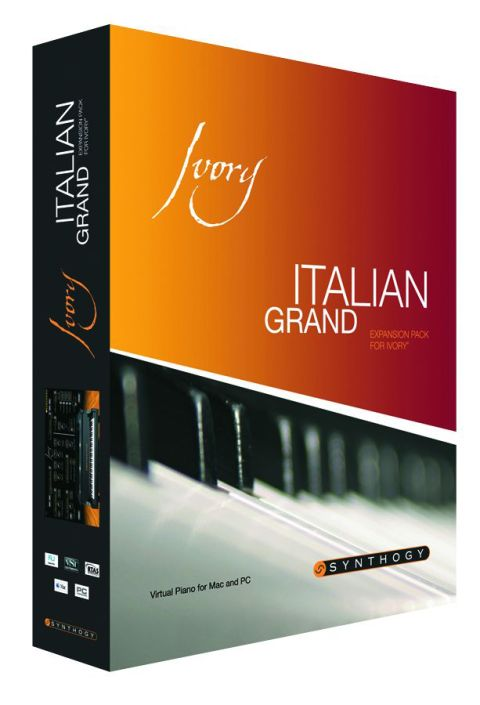 Ivory Italian Grand.