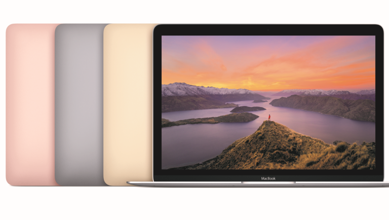 Apple powers up the MacBook with new Intel Core M chips and longer battery life