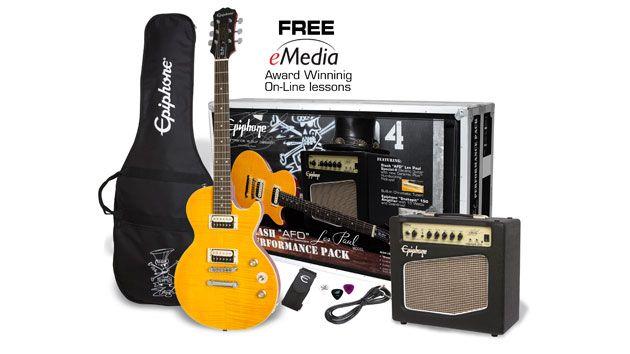 4 of the best electric guitar starter packs musicradar. Black Bedroom Furniture Sets. Home Design Ideas