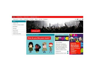 Vodafone Music: music to your ears?