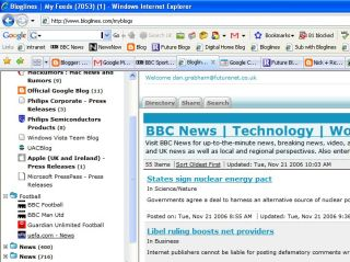 Internet Explorer users click on more links than other surfers