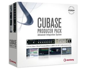 Cubase Producer Pack is a complete solution.