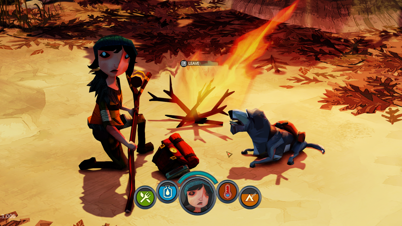 Dying often, and of everything, in The Flame in the Flood