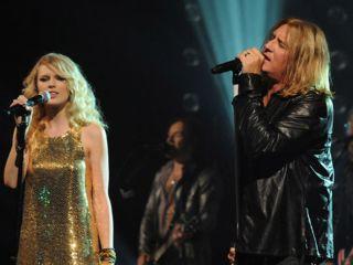 Taylor Swift Def Leppard Hysteria