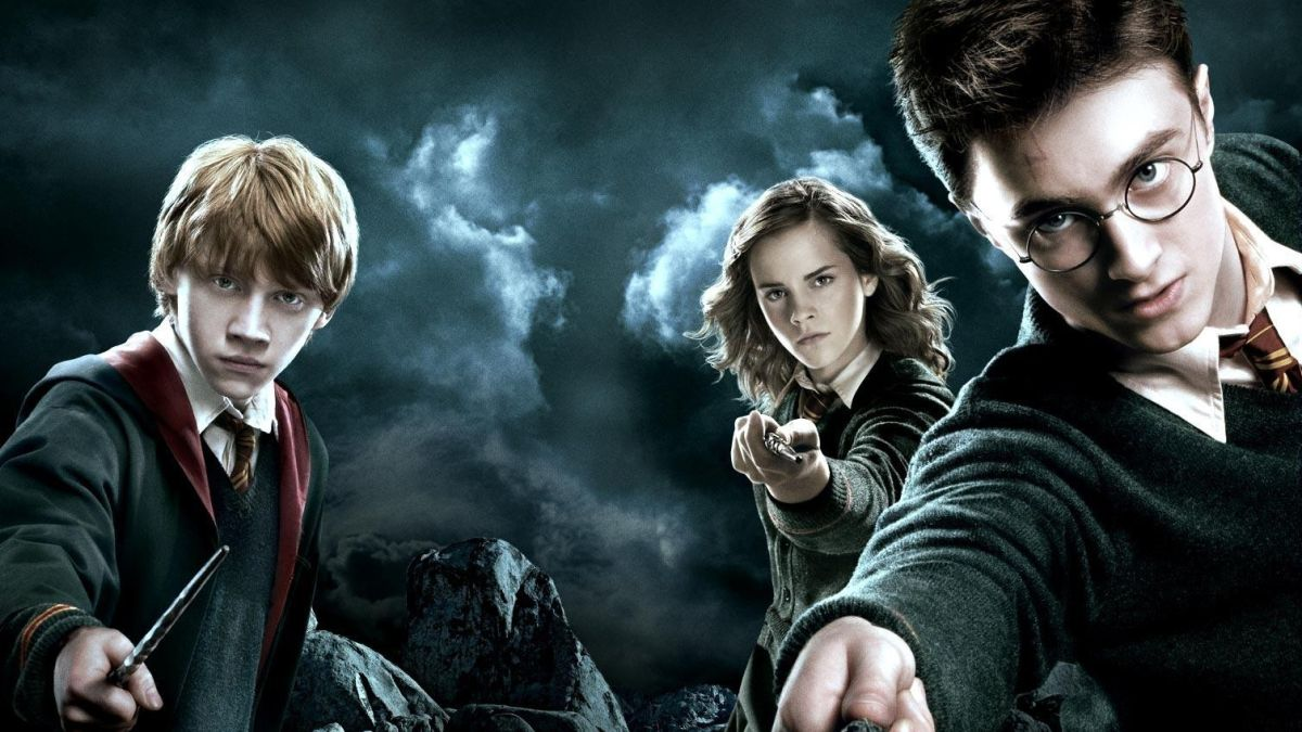 How to watch the Harry Potter movies in order