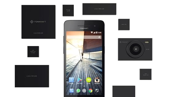 Forget Project Ara, here's your first modular smartphone