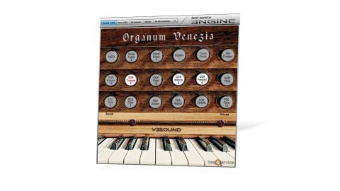 Best Service Organum Venezia review | MusicRadar