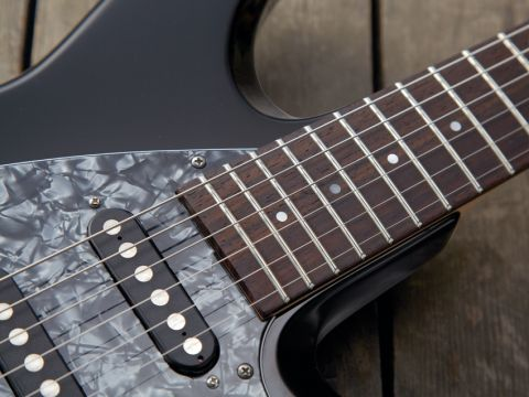 With Taylor's SolidBody Configurator service, you can kit out a guitar to your own taste.