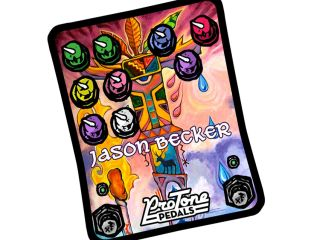 New signature FX for Jason Becker